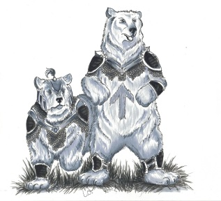 Cleric Bears Resized