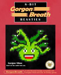 Gorgon Slime Cover fin