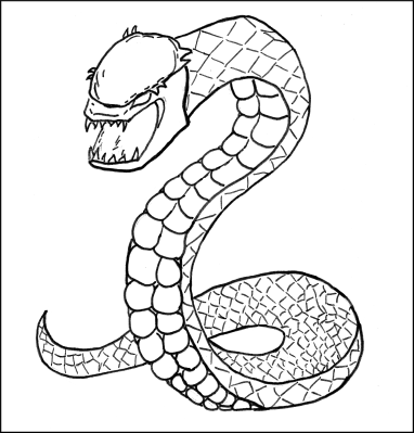 Hammerhead Naga